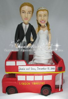 bespoke wedding cake toppers london decker cake toppers themed 11278