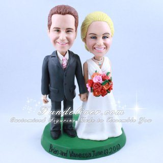 Vintage Wedding Cake Toppers, Vintage Cake Toppers