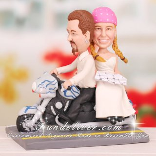 Travel and Trip Wedding Cake Toppers
