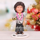 Personalized 75th Birthday Cake Toppers