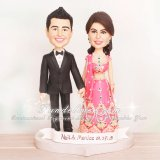 Indian Wedding Cake Toppers